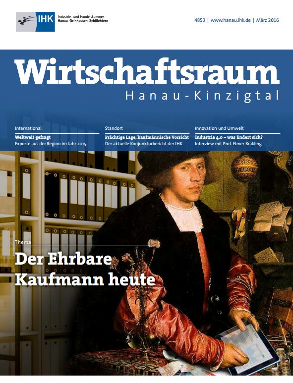 Wirtschaftsraum Hanau-Kinzigtal