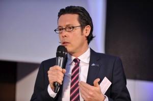 Prof. Dr. Frank Dievernich, Präsident der Frankfurt University of Applied Sciences