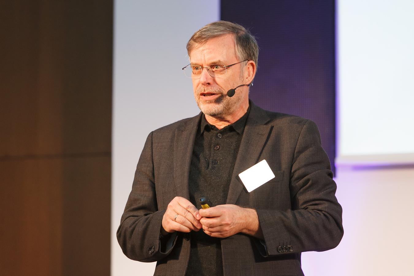 Keynotespeaker Prof. Dr. Gunter Dueck