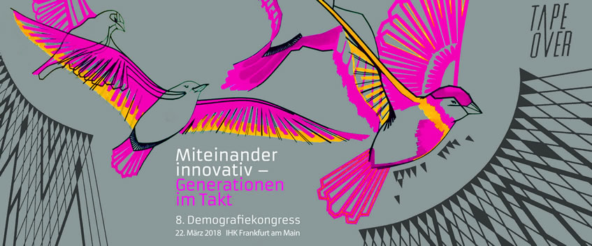 8. Demografiekongress 2018