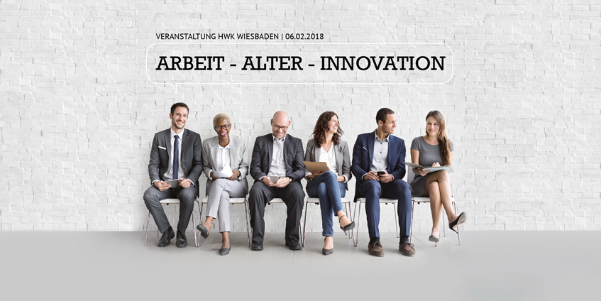 Arbeit Alter Innovation