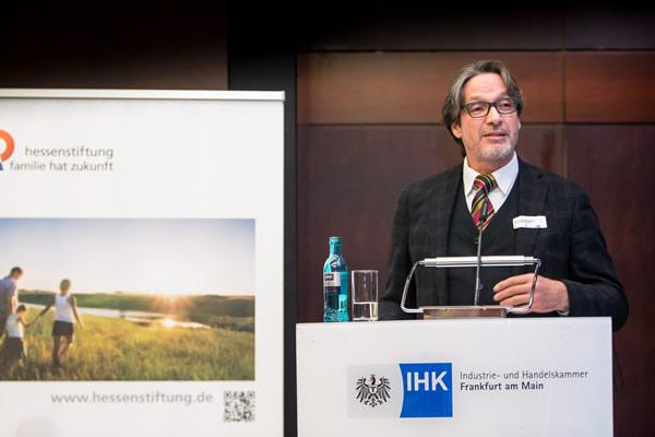 Grußwort Thomas Reichert, Vizepräsident der IHK Frankfurt am Main