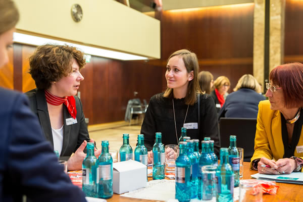 Offener Austausch in der IHK Frankfurt